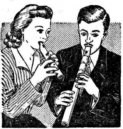 como hacer una flauta