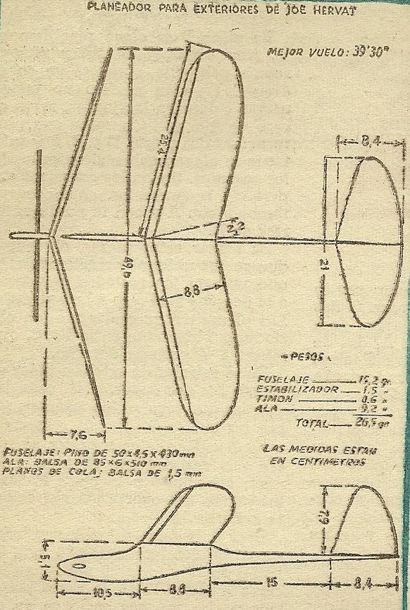 Como hacer un planeador lanzado a mano como hacer for Como hacer planos gratis