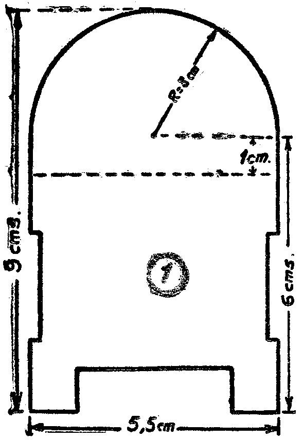 Como hacer un cofre alhajero como hacer instrucciones for Como hacer planos gratis