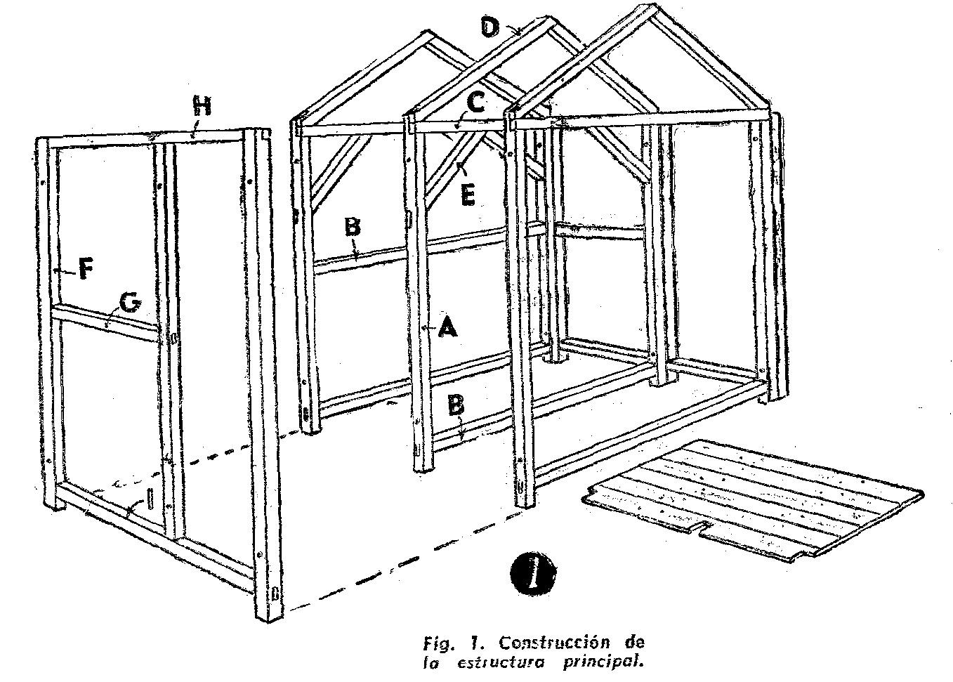 Casitas de madera casetas de madera para jardin como - Casetas de madera infantiles ...