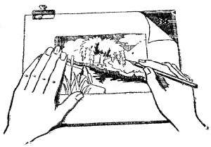 Intarsia - Como DECORAR CON INTARSIA