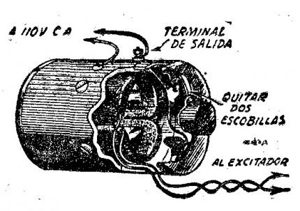 como hacer un generador electrico o planta electrica casera