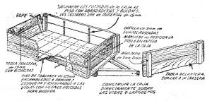 Como hacer un remolque de carga agricolas