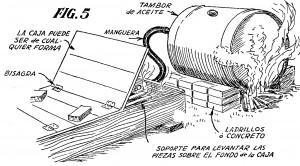 como doblar madera por medio del vapor - curvar madera
