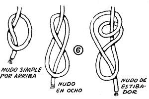 Nudos - COMO HACER NUDOS – tipos de nudos (1)