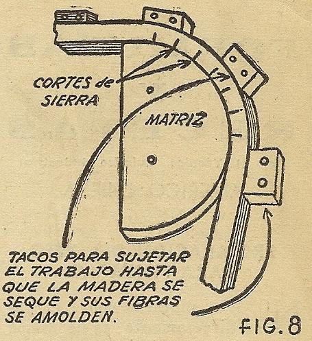 8 Tacos Arquear Madera Como Hacer Instrucciones Y
