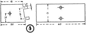 Como hacer UNA BALANZA escolar CASERA DE PRECISION (2)