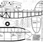 AEROMODELISMO planos – Como hacer un AVION renard R 31