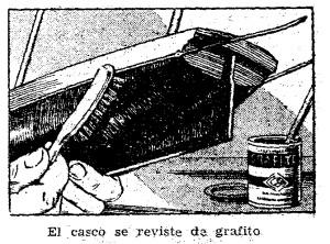 Acabado de MADERA - Como METALIZAR la madera