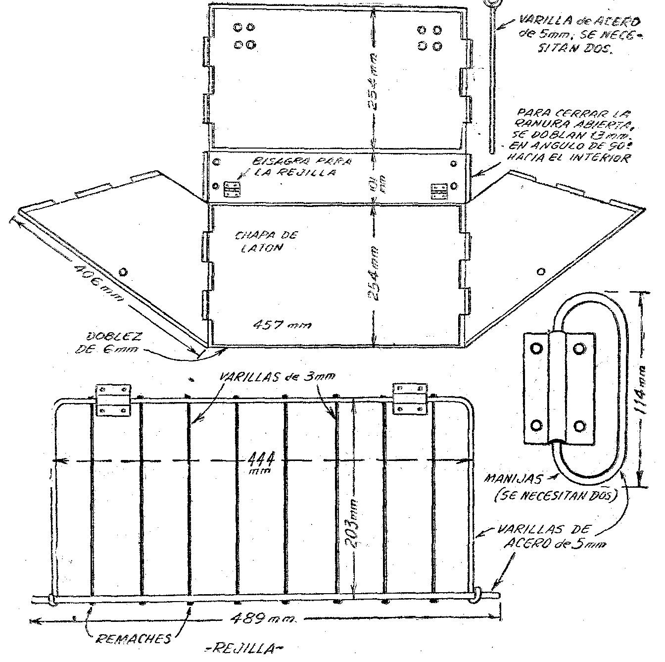Como construir una estufa ecologica airea condicionado - Como hacer una cocina de lena ...