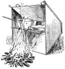 Cocinas RUSTICAS - Como hacer una COCINA ECOLOGICA