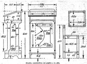 Como construir muebles infantiles como hacer for Planos de muebles de madera pdf