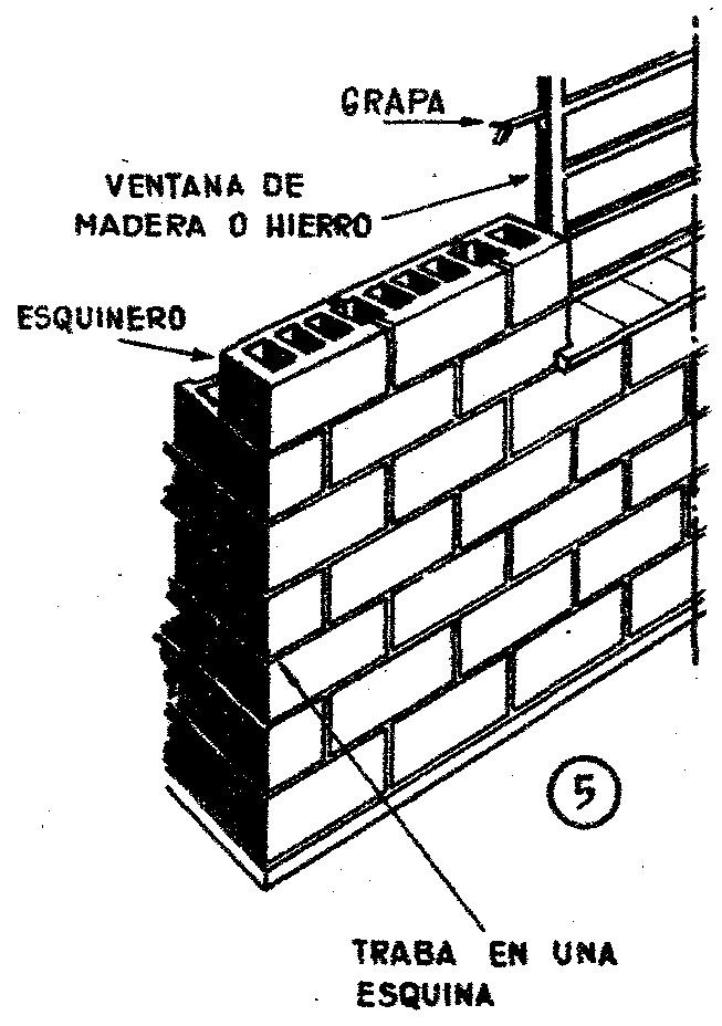 Como construir una casa econ mica con bloques de hormig n for Construir muro de bloques