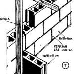 Como construir UNA CASA económica con bloques de hormigón