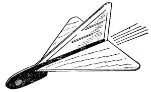 Como hacer JUGUETES - Avión a RETRO PROPULSION 1