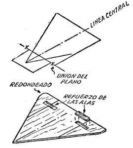 Como hacer JUGUETES - Avión a RETRO PROPULSION 4