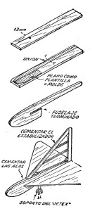 Como hacer JUGUETES - Avión a RETRO PROPULSION 6