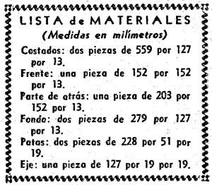 Como hacer JUGUETES - CARRETILLA DE MADERA