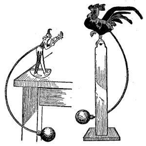 Como hacer JUGUETES de equilibrio – FISICA RECREATIVA 2