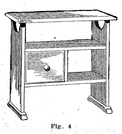 como hacer muebles de madera modernos paso a paso como