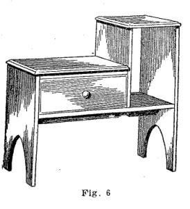 Como hacer muebles de madera modernos paso a paso como for Construccion de muebles de madera pdf
