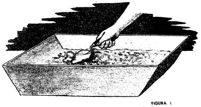 Como hacer piedra artificial marmol 1 de 2 como for Como se extrae el marmol