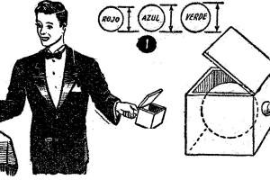 Como hacer TRUCOS DE MAGIA - trucos de COLORES