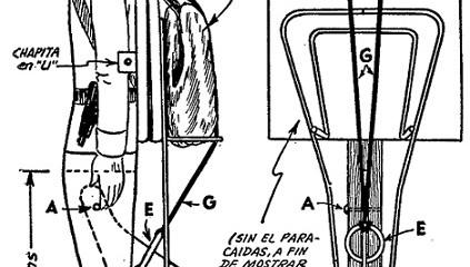 Como hacer juguetes de madera - el paracaidista 1
