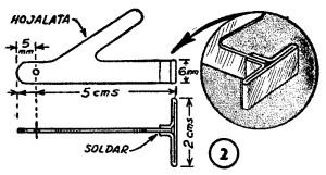 Como hacer juguetes de madera - el paracaidista 4