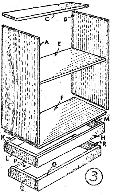 Como hacer muebles de madera car interior design for Como hacer un bar de madera
