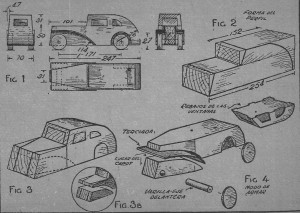 Como hacer un CARRO DE MADERA o carrito de madera