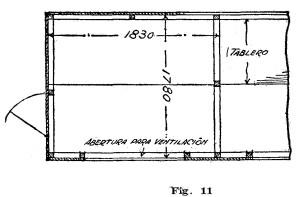 Como hacer un GALLINERO paso a paso - Planos y manual