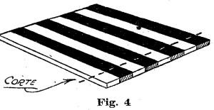 Como hacer un JUEGO DE MESA - tablero de DAMAS 5