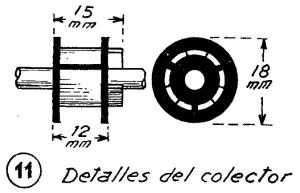 Como hacer un MOTOR ELECTRICO casero 12