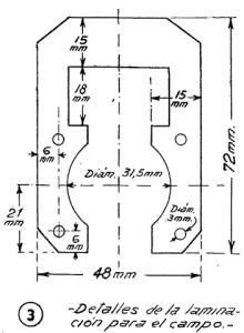 Como hacer un MOTOR ELECTRICO casero 7