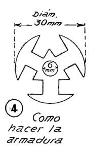 Como hacer un MOTOR ELECTRICO casero 8
