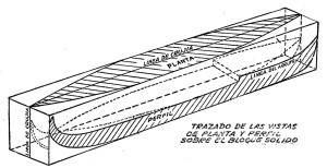 Como hacer un Modelo de GONDOLA VENECIANA 1