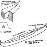 Como hacer un Modelo de GONDOLA VENECIANA (1 de 2)