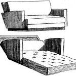 Como hacer un SOFA DE MADERA reclinable paso a paso