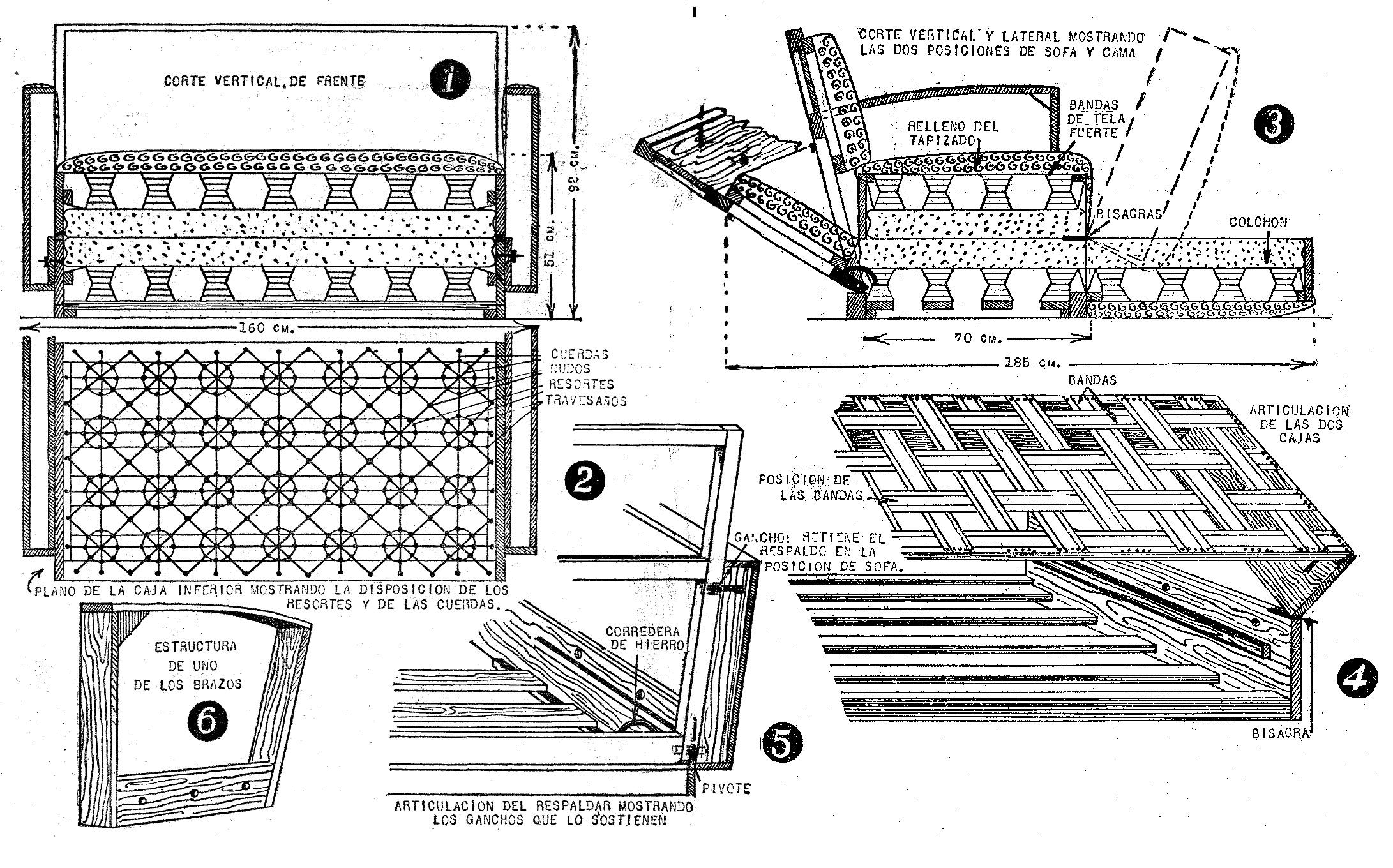 Como Hacer Un Sofa De Madera Reclinable Paso A Auto Design #343434 2182x1360