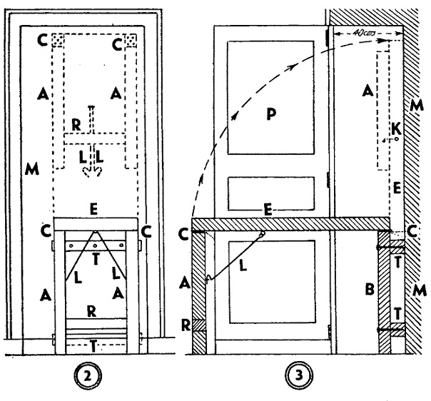 Como hacer un taller dentro de un armario como hacer - Construir un armario ...