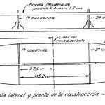 Como hacer una CANOA DE LONA (4 de 5)