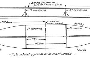 Como hacer una CANOA DE LONA 9