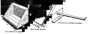 Como hacer una CARRETILLA para el JARDIN 2