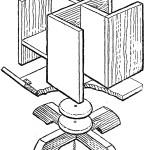 Como hacer una MESA DE CENTRO de madera – mesita de centro (2 de 2)