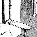 Como hacer una TABLA DE PLANCHAR o mesa de planchar