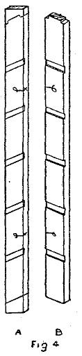 Escaleras de pintor de madera como hacer una escalera for Escalera pintor