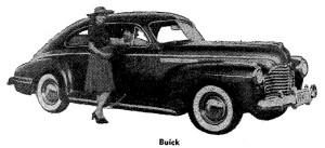 Carros antiguos - Historia de los CARROS ANTIGUOS - 1941 Buick
