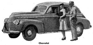Carros antiguos - Historia de los CARROS ANTIGUOS - 1941 Chevrolet