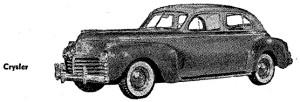 Carros antiguos - Historia de los CARROS ANTIGUOS - 1941 Crysler